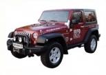 Прокат внедорожников Jeep Wrangler