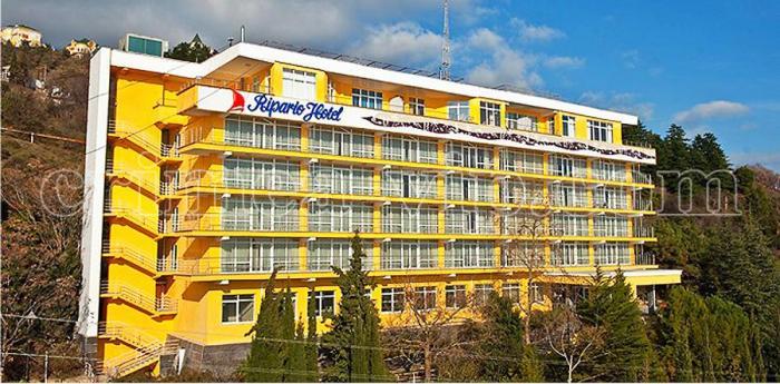 ЛОК-420. Отель «Ripario Hotel Group».