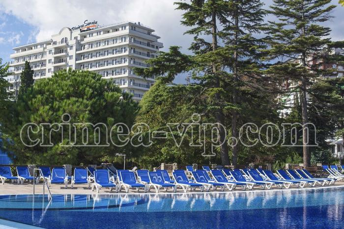 ЛОК-407. Отель «Riviera Sunrise Resort & SPA» ex.«RADISSON».