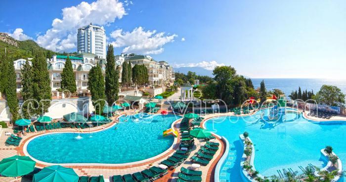 ЛОК-405. СПА-отель «Пальмира Палас»