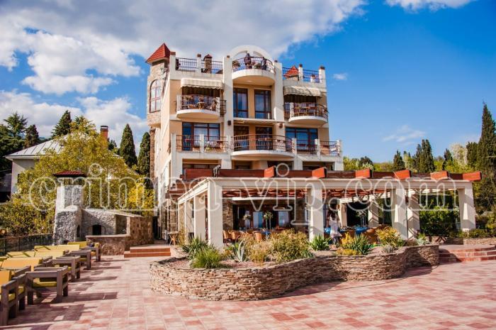 МО-455. Вилла-отель в Гурзуфе на 10 номеров