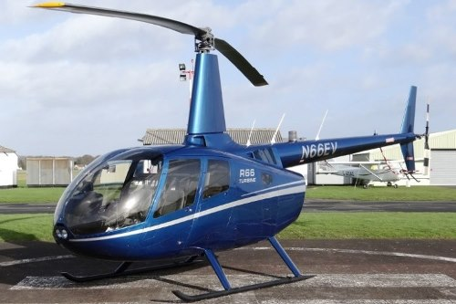 АВР-951. Вертолёт Robinson R66 Turbine
