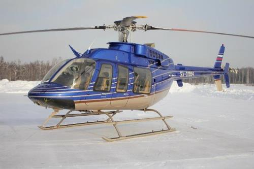 АВР-953. Вертолёт Bell 407