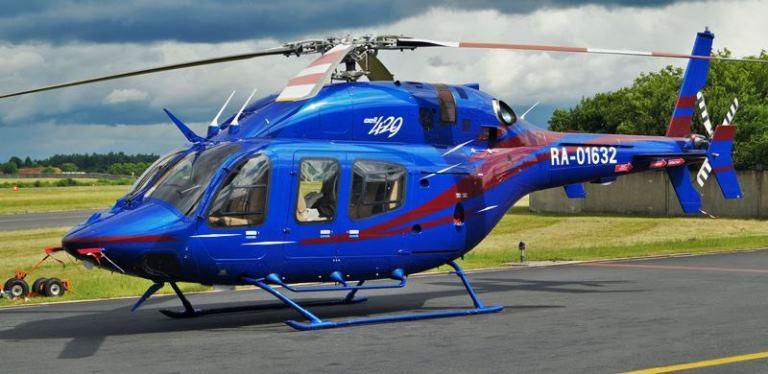 АВР-954. Вертолёт Bell 429