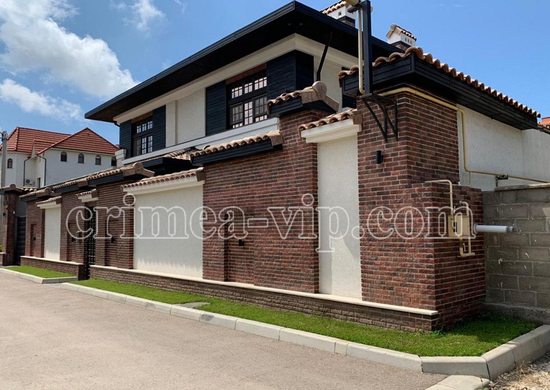 ПН-884. Продажа нового дома в географическом центре Севастополя