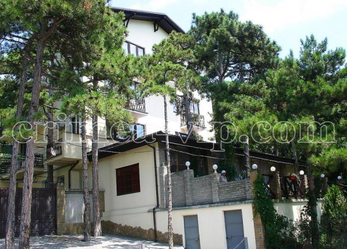 МО-460. Вилла-отель в сосновом бору на 7 номеров