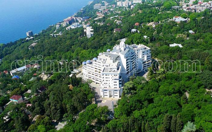 МО-483 Парк-отель в Гаспре на 10 номеров