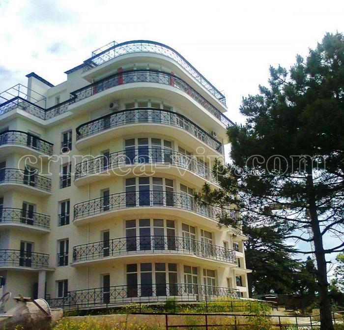 ПН-759. Продажа двухуровнего апартамента пентхауса, (570 кв/м), в Ялте..