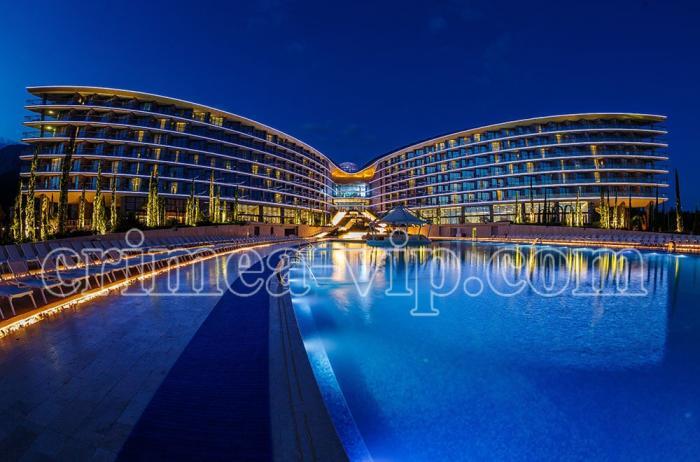 ЛОК-417. SPA-отель Mriya Resort & SPA.