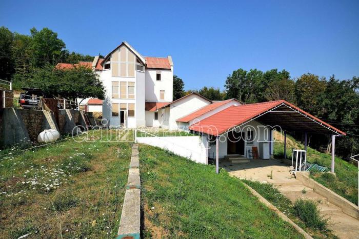 ПН-797. Продажа усадьбы в горном Крыму под Севастополем.