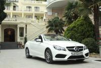 АМ-957. Прокат автомобиля Mercedes E250 AMG