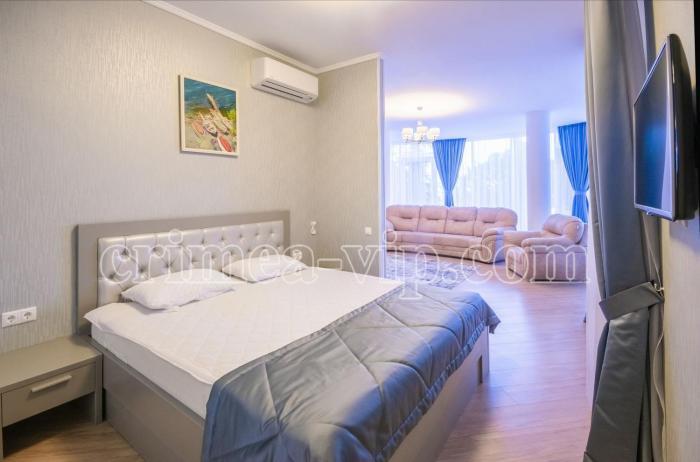 АП-358. Апартамент на 1 спальню в Гурзуфе.