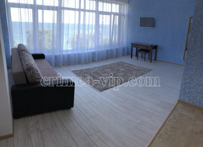 АП-383. Апартаменты на пляже в Евпатории