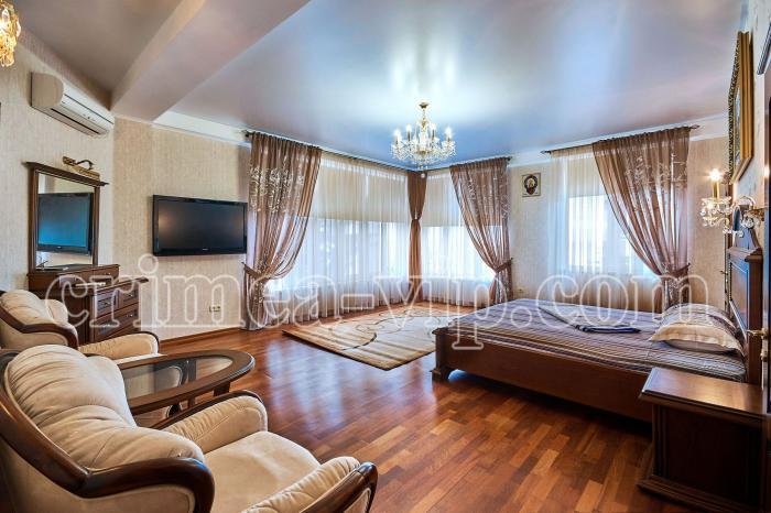 АП-385. Квартира с двумя спальнями в Гурзуфе.