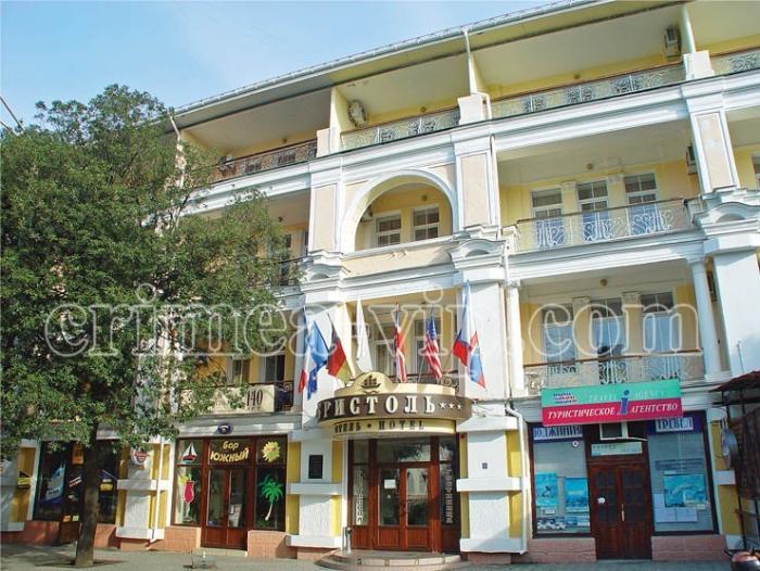 ЛОК-426. Отель «Бристоль».