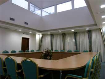 Зал для переговоров в отеле Пальмира Палас