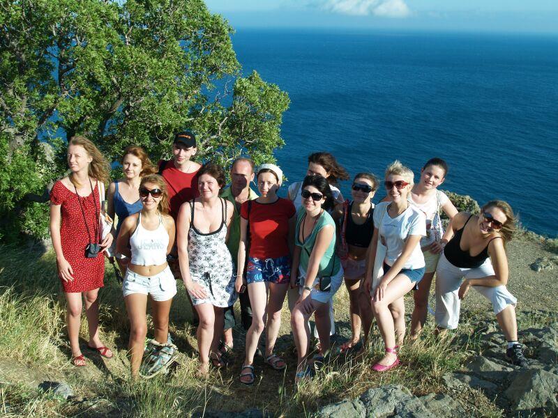 Экскурсия на скалу Эфигению