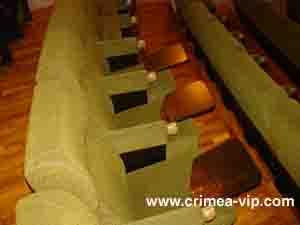 конференц зал в Санатории Россия