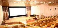 Кино зал в санатории Форос