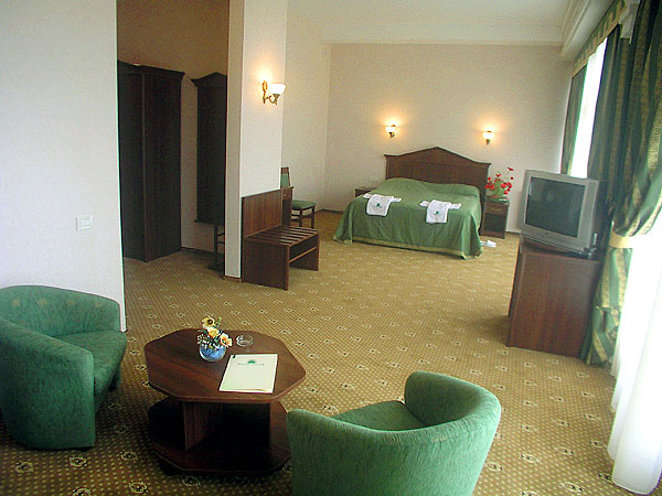 Полу люкс в СПА отеле Пальмира Палас